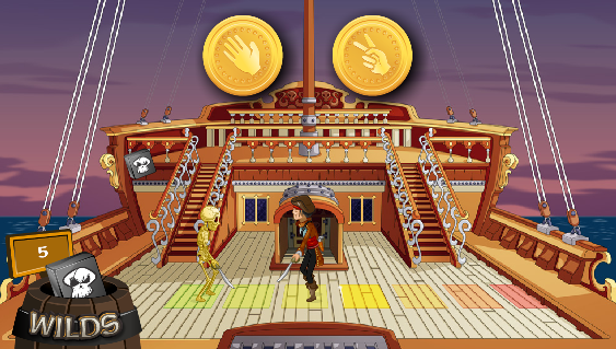Pirates Dices Bonus Spel